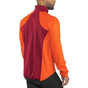 VAUDE Spectra II Softshell Jacket Men salsa